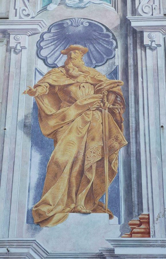 Palazzo San Giorgio - Andrea Doria