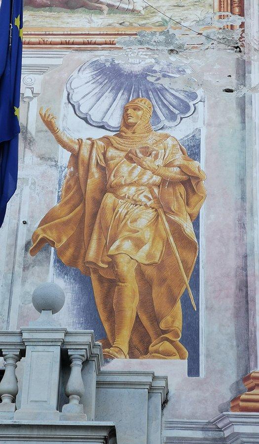 Palazzo San Giorgio - Guglielmo Embriaco