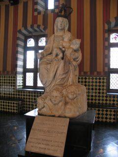 Palazzo San Giorgio - La Madonna Regina di Genova