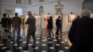 Palazzo San Giorgio - Mostra Genova porto del mondo