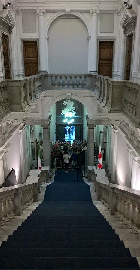 Palazzo San Giorgio - Visite